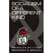 Socialism of a Different Kind by Bernard E. Brown