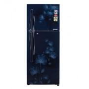 LG 258 L 4 Star Frost-Free Double Door Refrigerator (GL-D292JMFL, Marine Florid)