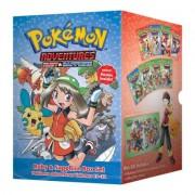Pokemon Adventures Ruby & Sapphire Box Set: Volumes 15-22 by Hidenori Kusaka