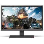 "Monitor Gaming TN LED BenQ 27"" ZOWIE RL2755, Full HD (1920 x 1080), DVI, HDMI, VGA, 1 ms, Boxe (Negru)"