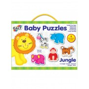 BABY PUZZLE: ANIMALE DIN JUNGLA (2 PIESE) (1003031)