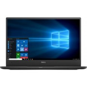 "Laptop Dell Latitude 7370 (Procesor Intel® Core™ m7-6Y75 (4M Cache, up to 3.10 GHz), 13.3""FHD, 8GB, 256GB SSD, Intel® HD Graphics 515, Wireless AC, Modul 4G, Tastatura iluminata, FPR, Win7 Pro)"