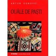 Ouale de Pasti Coperta Rosie - Artur Gorovei