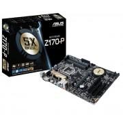 ASUS-Z170-P - socket 1151 - chipset Z170 - ATX - Carte mère-