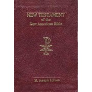 New American New Testament Bible by Catholic Book Publishing Co