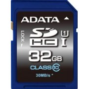 Card de memorie ADATA SDHC Ultra-High Speed 32GB Clasa 10