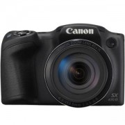 Цифров фотоапарат Canon PowerShot SX430 IS, Черен, AJ1790C002AA