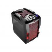 Carcasa Aerocool Strike X Cube Red