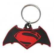 PVC Key Chain - DC Comics - Batman Vs Superman Soft Touch Toys Licensed 45539