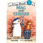 Mac and Cheese by Sarah Weeks