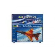Model Set F-16 Mlu Solo Display 63980