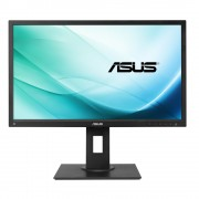 "Monitor ASUS BE249QLB, 23.8"", IPS, 5 ms, VGA, USB, DVI, DisplayPort, Boxe stereo , Black"