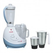 Singer SFP614FBT (Foodista Plus) 600 W Food Processor(Blue & White)