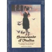 Souvenir d'Italia. 36 cartoline d'epoca vintage postcards