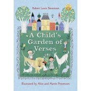 Robert Louis Stevenson's A Child's Garden of Verses by Robert Louis Stevenson