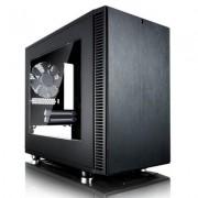 Кутия fractal design define nano s black window
