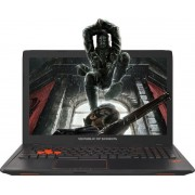 "Laptop Gaming ASUS ROG GL553VE-FY025 (Procesor Intel® Core™ i7-7700HQ (6M Cache, up to 3.80 GHz), Kaby Lake, 15.6""FHD, 16GB, 1TB HDD + 128GB SSD, nVidia GeForce GTX 1050 Ti@4GB, Wireless AC, Tastatura iluminata)"