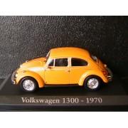 Volkswagen Vw Beetle 1300 1970 Yellow Rba Collectables 1/43 Yellow Gelb Cox-Rba Collectables