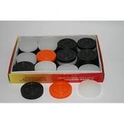 Acrylic Carrom Coins Box