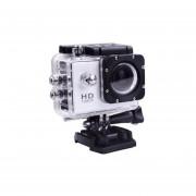 Camara Simil Go Pro HD 1080p - Gris