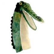 The Puppet Company - Long-Sleeved Glove Puppets - Crocodile