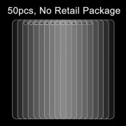 50 PCS Huawei P9 Lite 0.26mm 9H Surface Hardness 2.5D Explosion-proof Tempered Glass Film No Retail Package