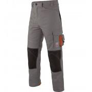 Modyf Pantalon De Travail Star Line Plus Gris/orange
