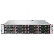 HPE ProLiant DL380 Gen9 E5-2620v3 2.4GHz 6-core 1P 16GB-R P840/4GB 12LFF 2x800W PS Base Server