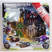 Transformers 3 Dark of the Moon Exclusive Cyberverse Legion Ultimate Gift Pack Optimus Prime Powerdive Sideswipe Enfo