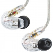 Shure - SE215 Translucide - Casques intra-auriculaire