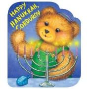 Happy Hanukkah, Corduroy by Don Freeman