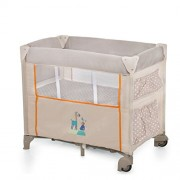 Hauck 608104 Dream'n Care Culla richiudibile, Beige,