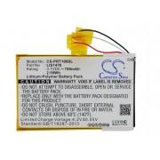 Sony PRS-T1 / 1-853-104-11 700mAh 2.59Wh Li-Polymer 3.7V (Cameron Sino)
