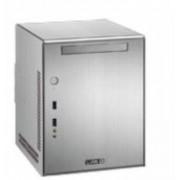 Lian-Li PC-Q03A - mITX-Case - Silber
