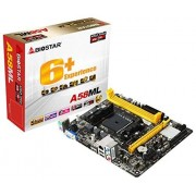 Biostar A58ML AMD A55 Socket FM2 1 x Ethernet 4 x USB 2.0