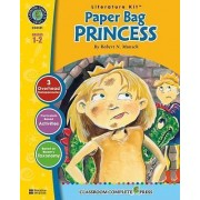 Paper Bag Princess by Marie-Helen Goyetche