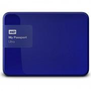 HDD Extern WD My Passport Ultra 2TB, 2.5, USB 3.0, Albastru