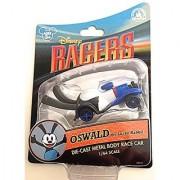 Disney Park Racer Oswald the Lucky Rabbit Diecast Model Car Racers NEW