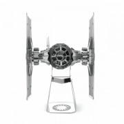 Set asamblare macheta metalica Naveta TIE de vanatoare Star Wars - Metal Earth