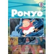 Ponyo Film Comic, Vol. 3 by Hayao Miyazaki