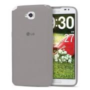 Husa protectie spate Vetter Ecoline Soft Touch pentru LG G Pro Lite D680 - Black