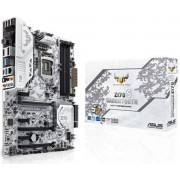 Asus Z170S Sabertooth Z170 chipset Arctic-camouflaged TUF White Edition LGA 1151 Motherboard