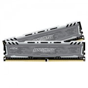 Memorie Crucial Ballistix Sport LT 16GB (2x8GB) DDR4 2400MHz 1.2V CL16 Dual Channel Kit, BLS2C8G4D240FSB