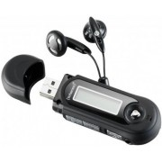 MP3 Player Intenso Music Walker, 8GB Flash (Negru)