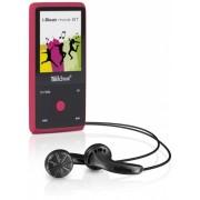 TrekStor MP3-speler »i.Beat move BT 8 GB, rubine red«