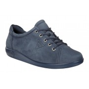 Pantofi casual dama ECCO Soft 2.0 (Bleumarin)