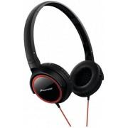Casti Stereo Pioneer SE-MJ512-R (Negru/Rosu)