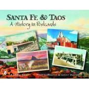 Santa Fe and Taos by Mary L. Martin