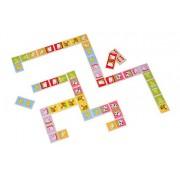 Nuovi giocattoli classici - 8237 - Azienda - Lalin Giocattoli Gioco - Dominos - Fattoria - 28 pezzi