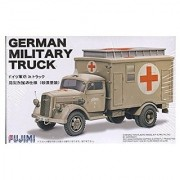 1/72 German Ambulance Truck Desert DAK